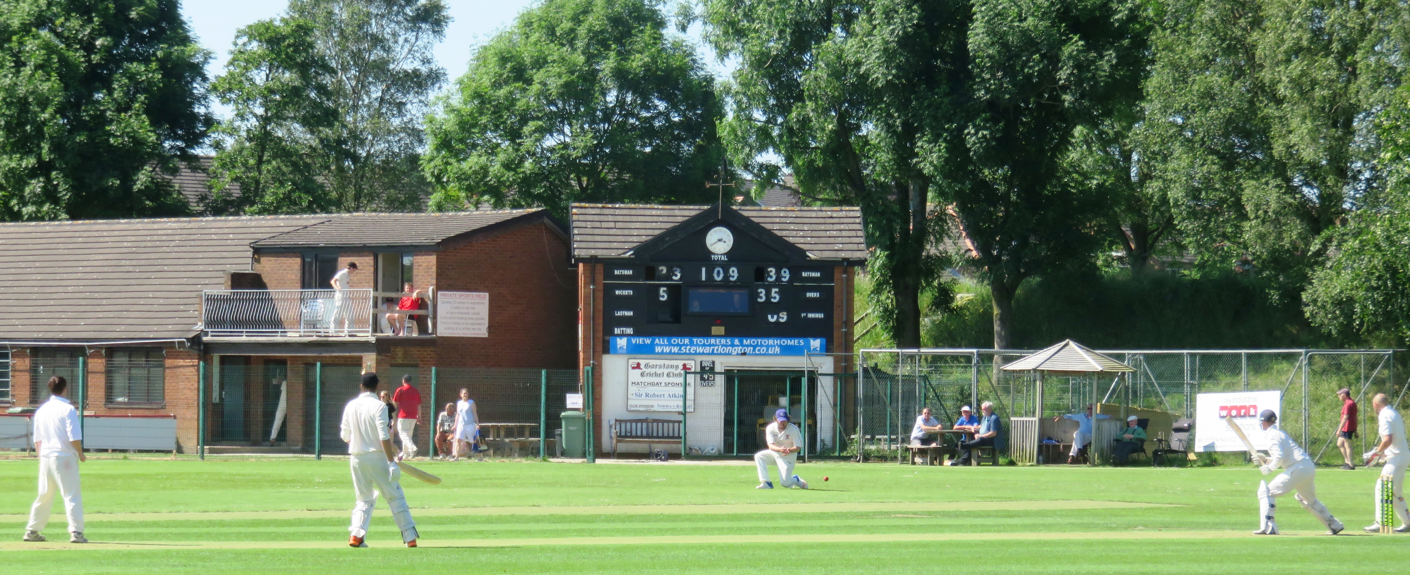 Wins for Garstang & Longridge