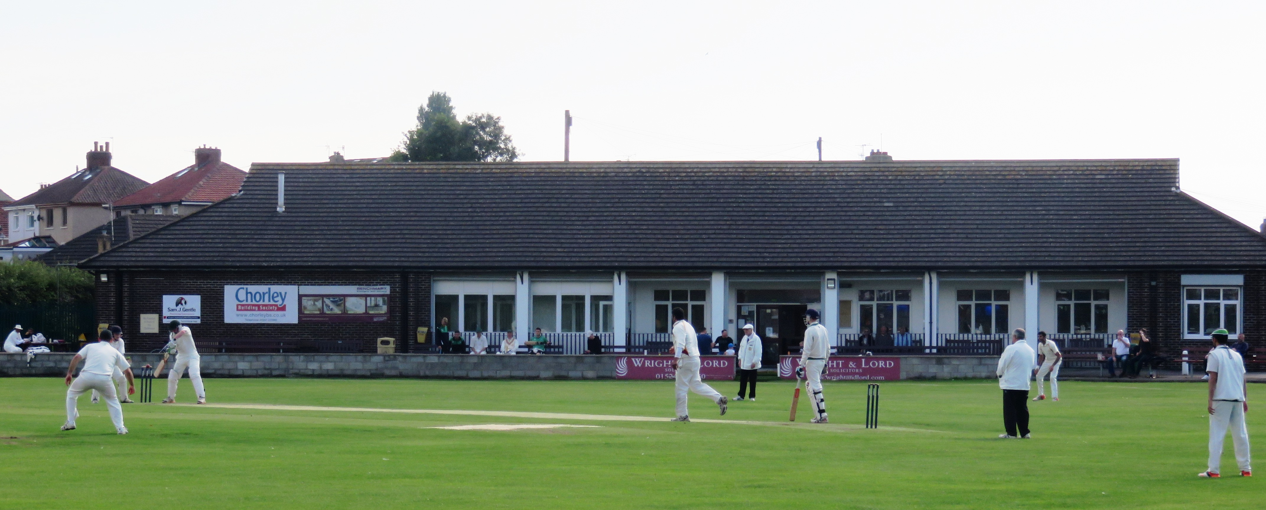 Morecambe CC slip to Lancaster loss despite bowlers' best efforts