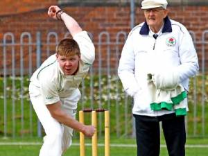 Owen shows his class with bat as Morecambe see off New Longton
