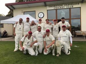 TC bounce straight back & Sunday's crowned Champions