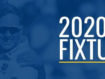 2020 Stage One Fixtures