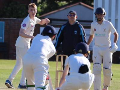 Lancashire cricket ace defying the odds