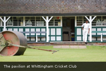 Whitingham CC